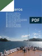 Cruceros organizados por Europa 2012. Mapaplus