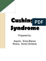 Patho; Cushing's Syndrome