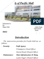 Study of Pacific Mall