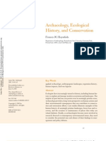 Hayashida-Archaeology Ecological HIstory