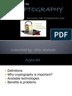 Cryptography Presentation