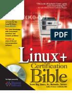Linux Certification Bible