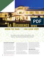 La Residence Hotel & Spa Hue on New LifeStyle
