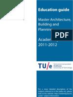 Opleidingsgids Master ABP 2011 2012