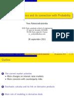 YR Into Duct Ion Finance Quantitative