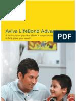 Aviva LifeBond Advantage