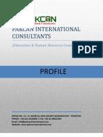 Pakcan International Consultants