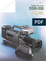 sONY Dsr200