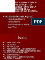 Presentación POLITICAS PUBLICAS
