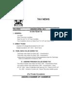 Tax News January-April 2011