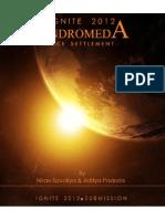 Andromeda - Space Settlement (IGNITE 2012)