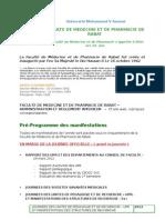 Cinquantenaire Fmpr - Prprogramme 21 Avril 2012