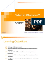 Statistical Techniques in Business and Economics 15e Chap1