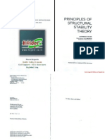 Alexander Chaje_Principles of Structural Stability Theory(1974)