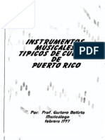 Instrumentos Musicales Tipicos