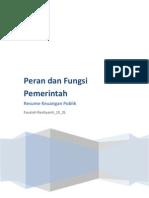 Resume Keuangan Publik 2