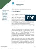 Chapter 6 _ Linkers, Loaders, Macro Language, Macro Processor and Programming Language (Part 1) _ System Programming