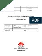 W Access Problem Optimization Guide 20081115 a 3.3