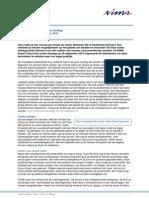 Expert Paper Blue Ocean Strategy September 2010
