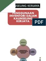 Inventori Kerjaya 2012