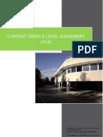 Contrat SLA révision du 14032011