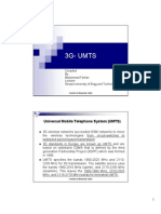 3G- UMTS farhan