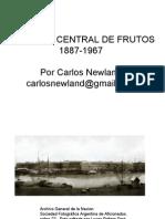 Mercado Central de Frutos 1887-1967