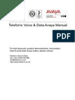 Avaya 1603 Manual