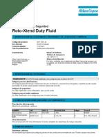 Hoja de Seguridad Roto-Xtend Duty Fluid_20110711