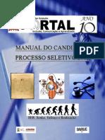 Edital Processo Seletivo Portal 2012