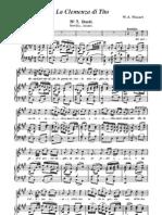 Ah, Perdona Al Primo Affetto [La Clemenza Di Tito] (Mozart) ITALIANA