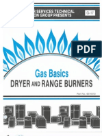 Whirlpool Gas Basics - Dryers and Range Burners G-17