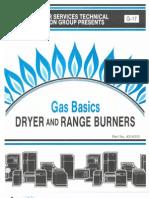 Whirlpool Gas Basics - Dryers and Range Burners G-17