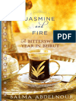 Jasmine and Fire by Salma Abdelnour - Author Q&A
