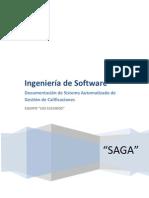 Proyecto SAGA Original