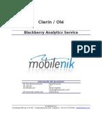 Especificacion Analytics