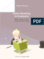 Prommy Online Marketing Ecommerce