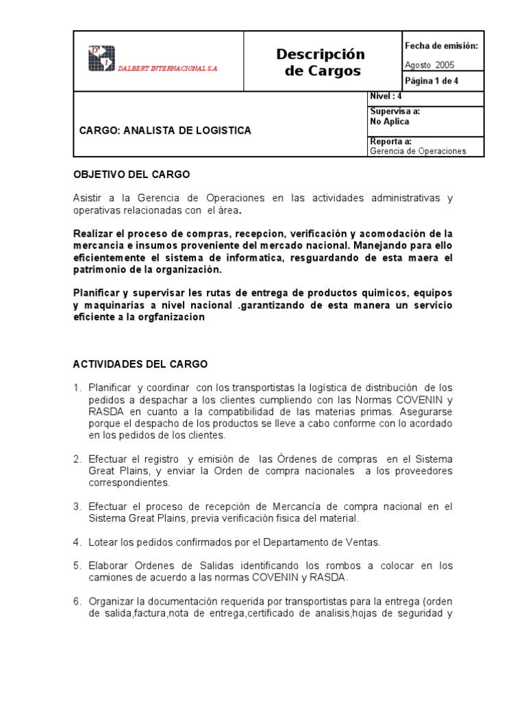 Famoso Reanudar Ejemplos De Perfil Para Puestos Administrativos ...
