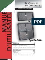 03 Manuel FR SpotDAP450 460