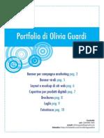 Portfolio Olivia Guardi