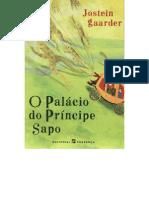 O palácio do príncipe sapo
