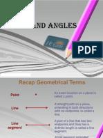 The E Tutor - Lines and Angles