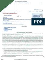 Trabajo de análisis financiero - fuentes y usos
