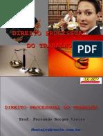 Direito Processual Do Trabalho Aula 01 SLIDES