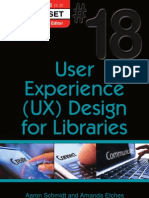 User Experience and Library Websites