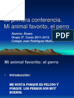 Conferencia de Álvaro