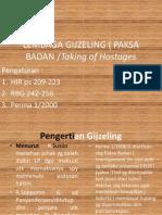 Lembaga Gijzeling ( Paksa Badan2