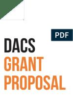 DACS Grant Proposal