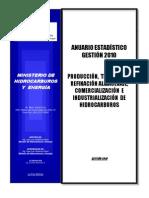 Anuario Estadistico_2010