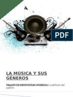 MUSICA TALLER NIÑOS